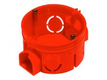Коробка уст. с/п бетон наборная 64х40 IP20 HEGEL  КУ1101   (288шт/уп)